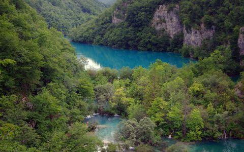 Озёра Хорватии