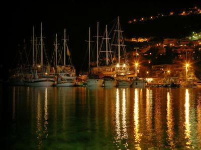 Ночная бухта