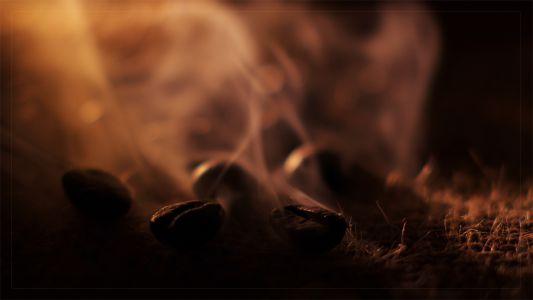 Запах кофе